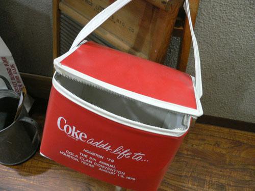 Cokeクーラーバッグ