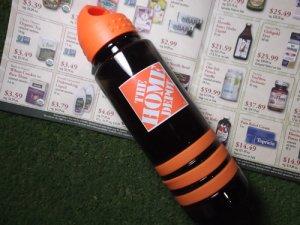画像1: ホームデポ 冷水ボトル