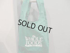 画像1: Whole Foods エコバッグ