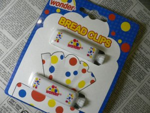 画像1: WONDER BREAD CLIPS
