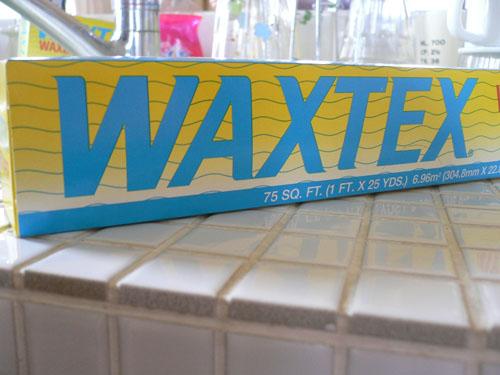 WAXTEX ペーパーロール